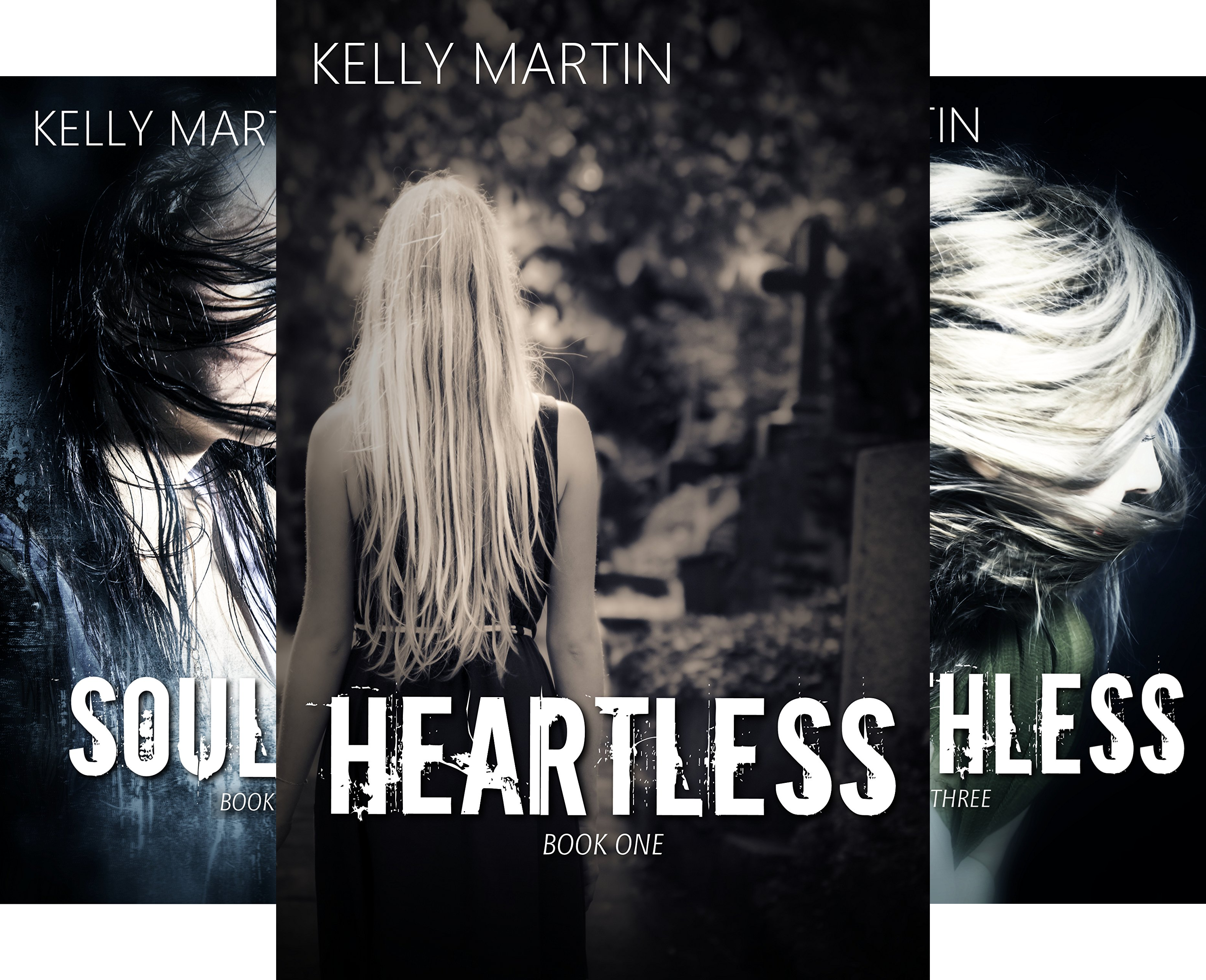 The Heartless Series (4 Book Series)