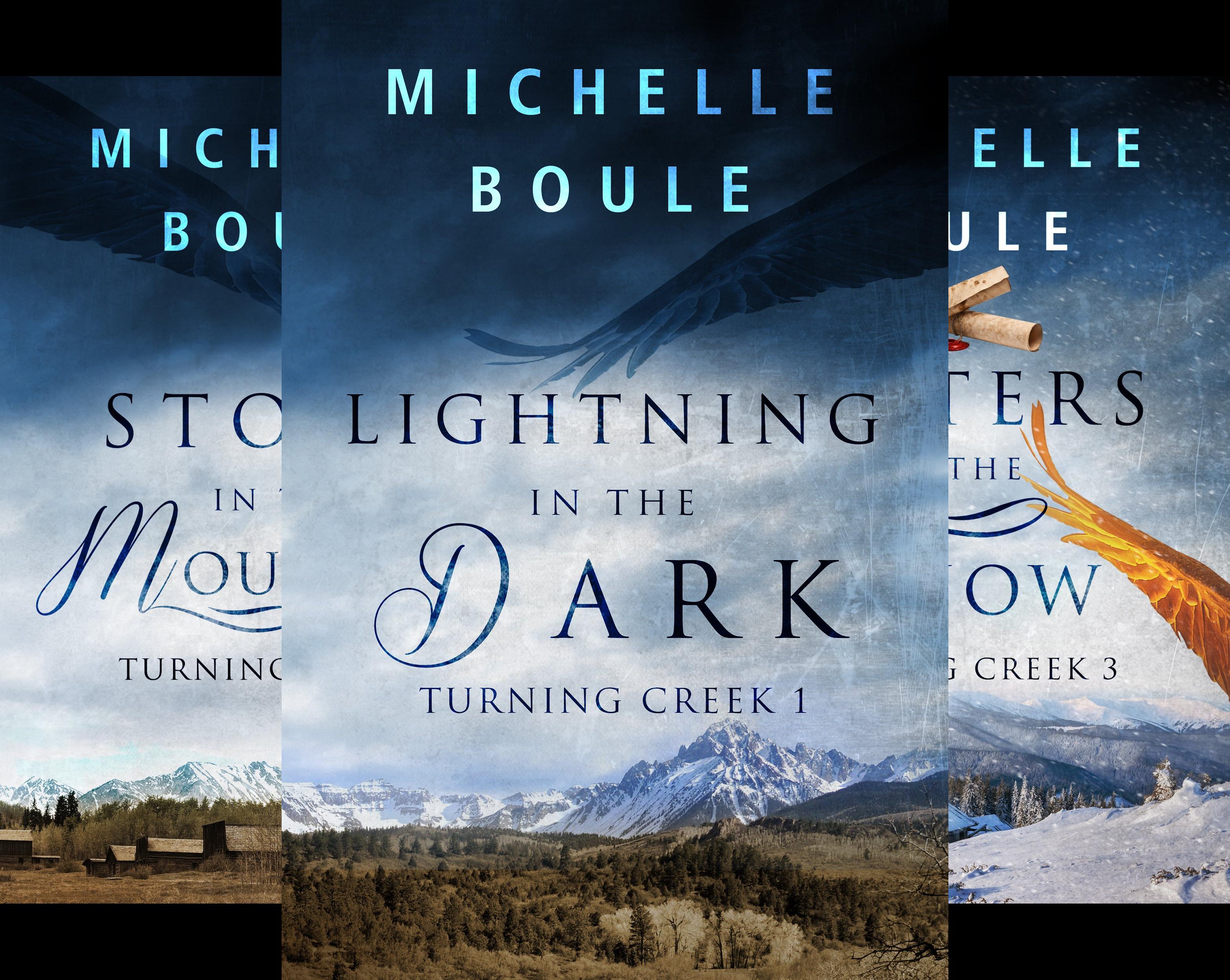 Turning Creek (4 Book Series)