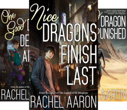 Heartstrikers (3 Book Series) by  Rachel Aaron