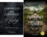 img - for CORPORATE HIPPY (2 Book Series) book / textbook / text book