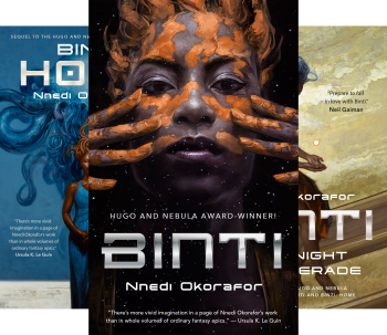 Binti (3 Book Series) Kindle Edition by Nnedi Okorafor