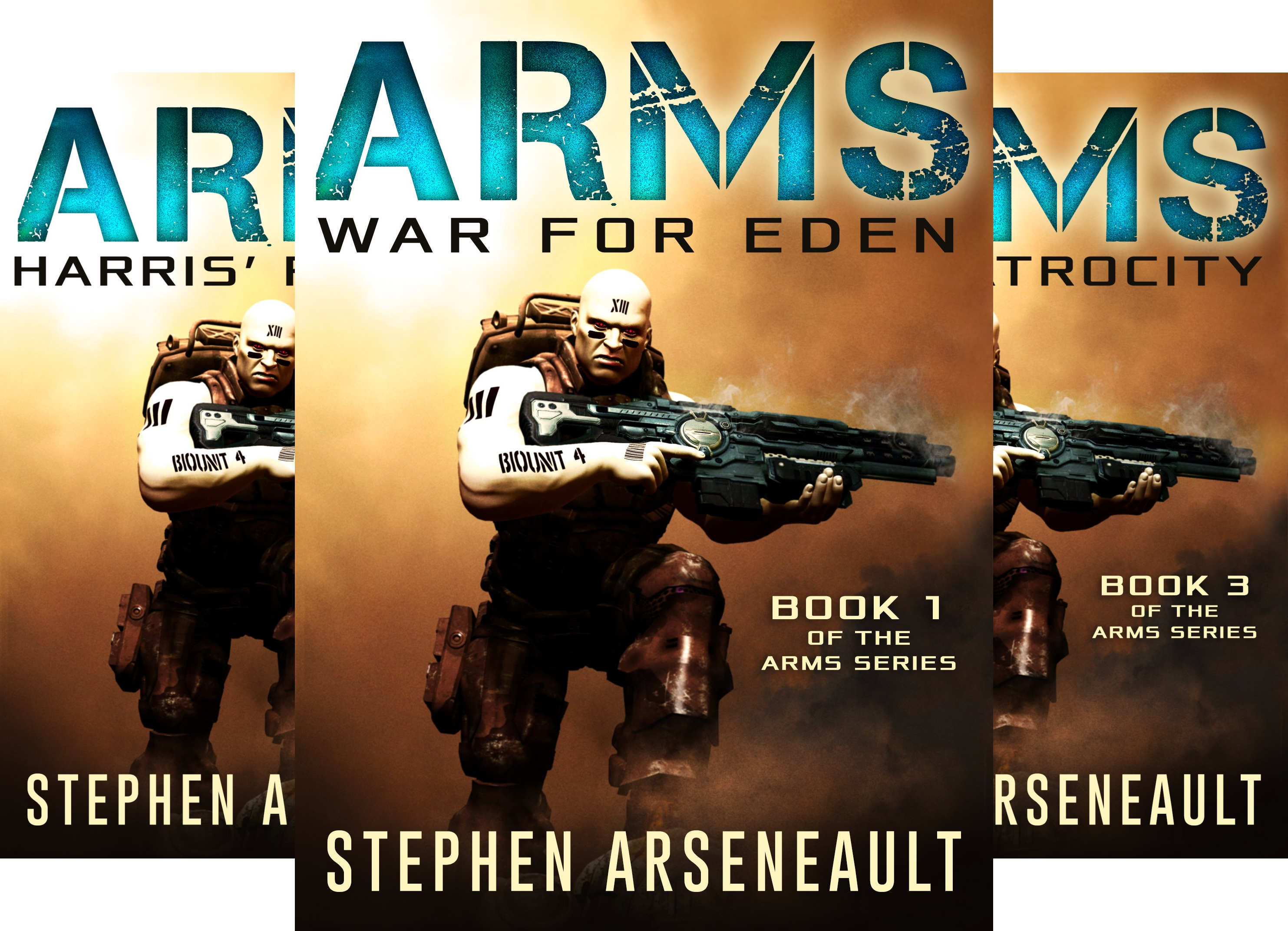 ARMS (8 Book Series)