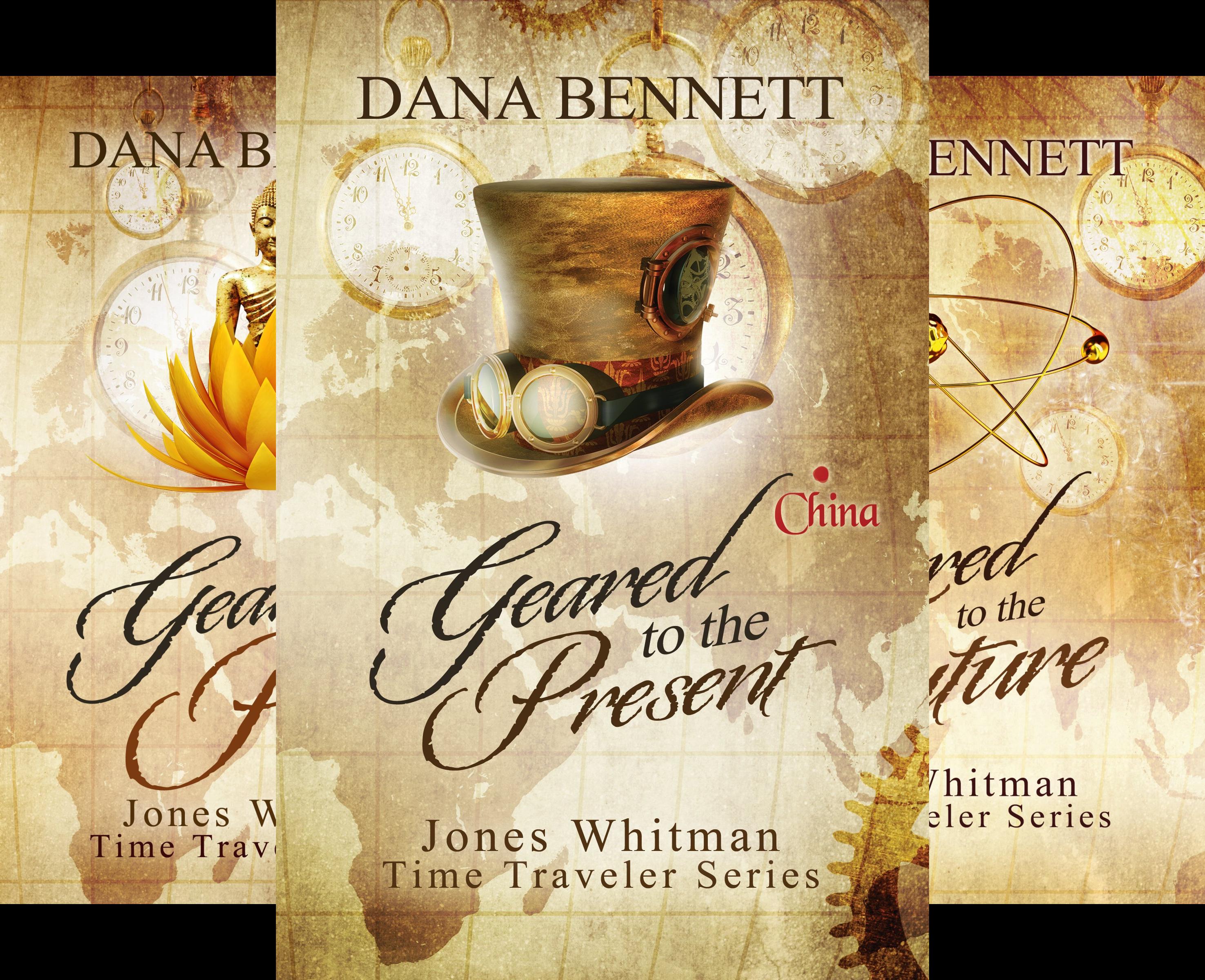 Jones Whitman Time Traveler Series (3 Book Series)
