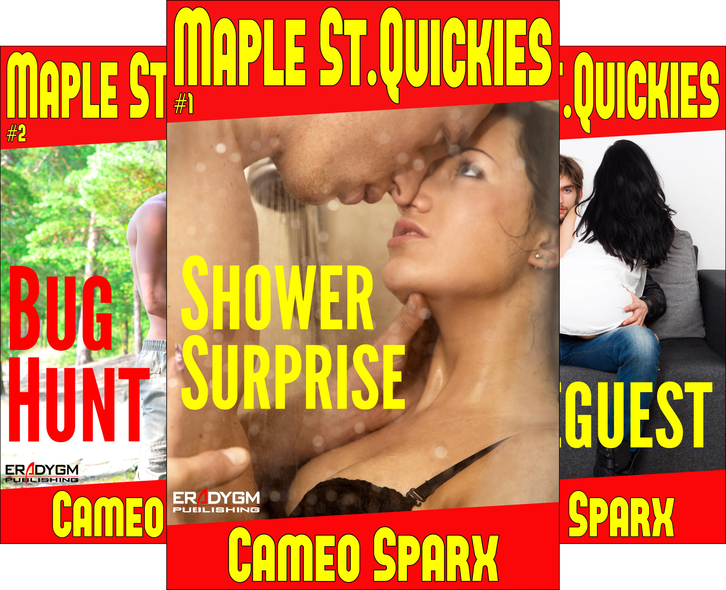Maple Streep Quickies (25 Book Series)