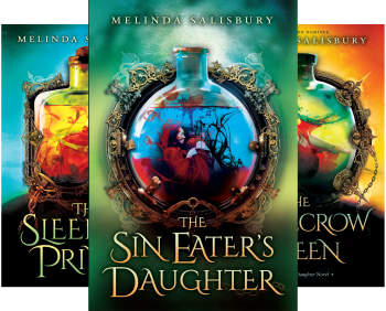 Sin Eater's Daughter by Melinda Salisbury