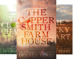 Jamison Valley (5 Book Series) by  Devney Perry