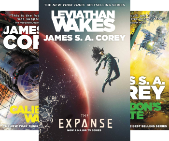The Expanse (7 Book Series) Kindle Edition by James S. A. Corey