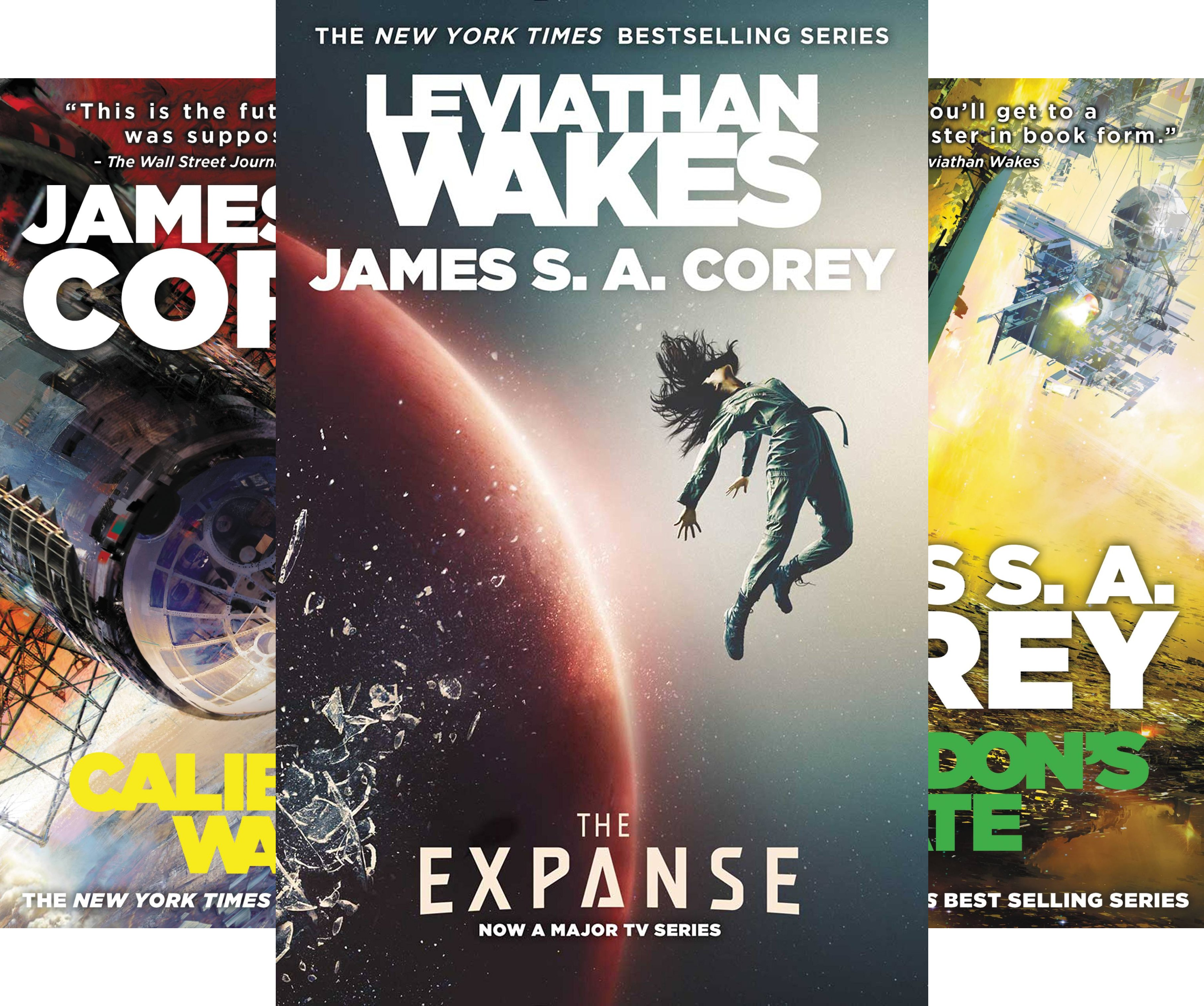 The Expanse (7 Book Series)