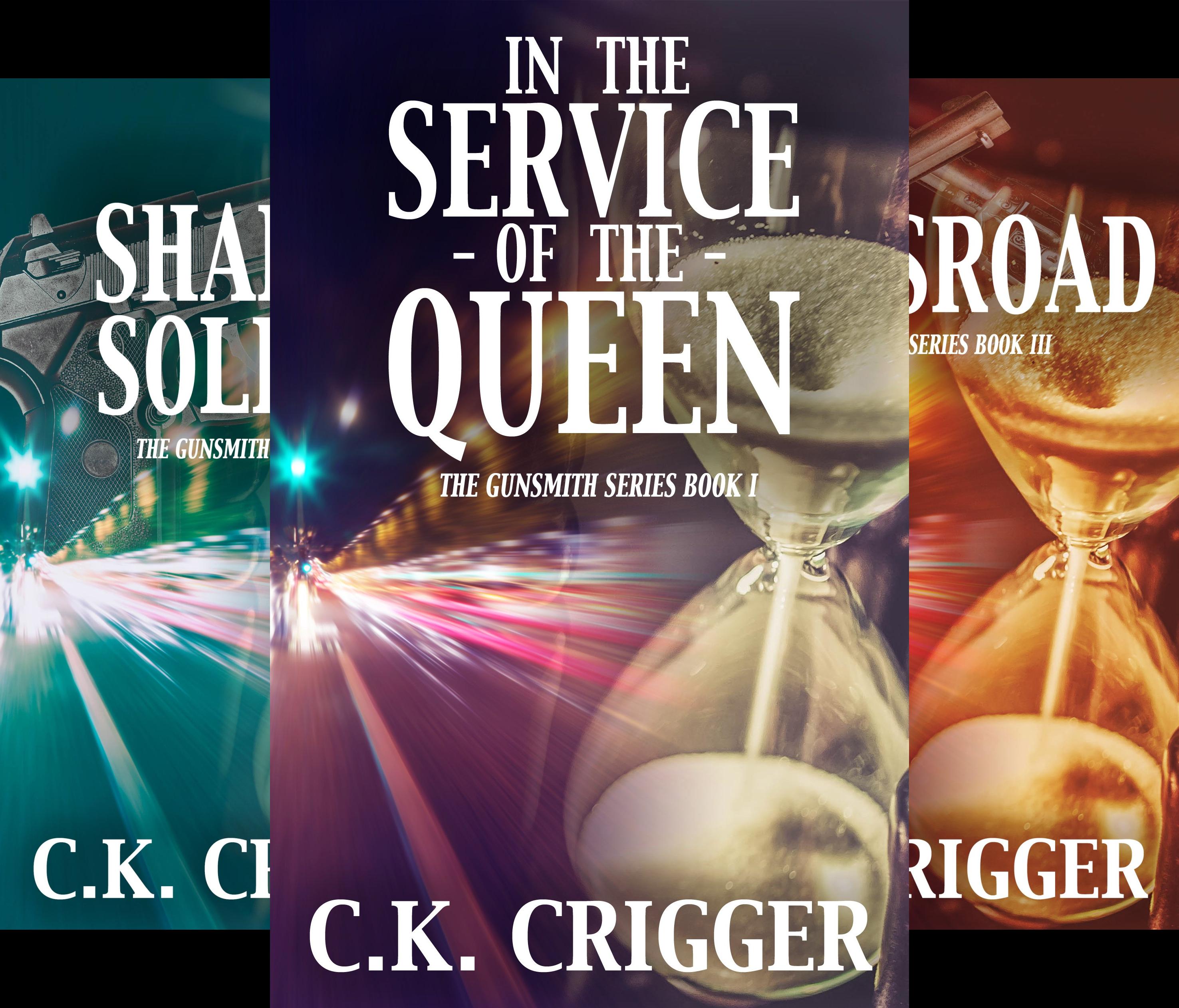 The Gunsmith (4 Book Series)