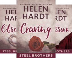 Steel Brothers Saga (9 Book Series) by  Helen Hardt