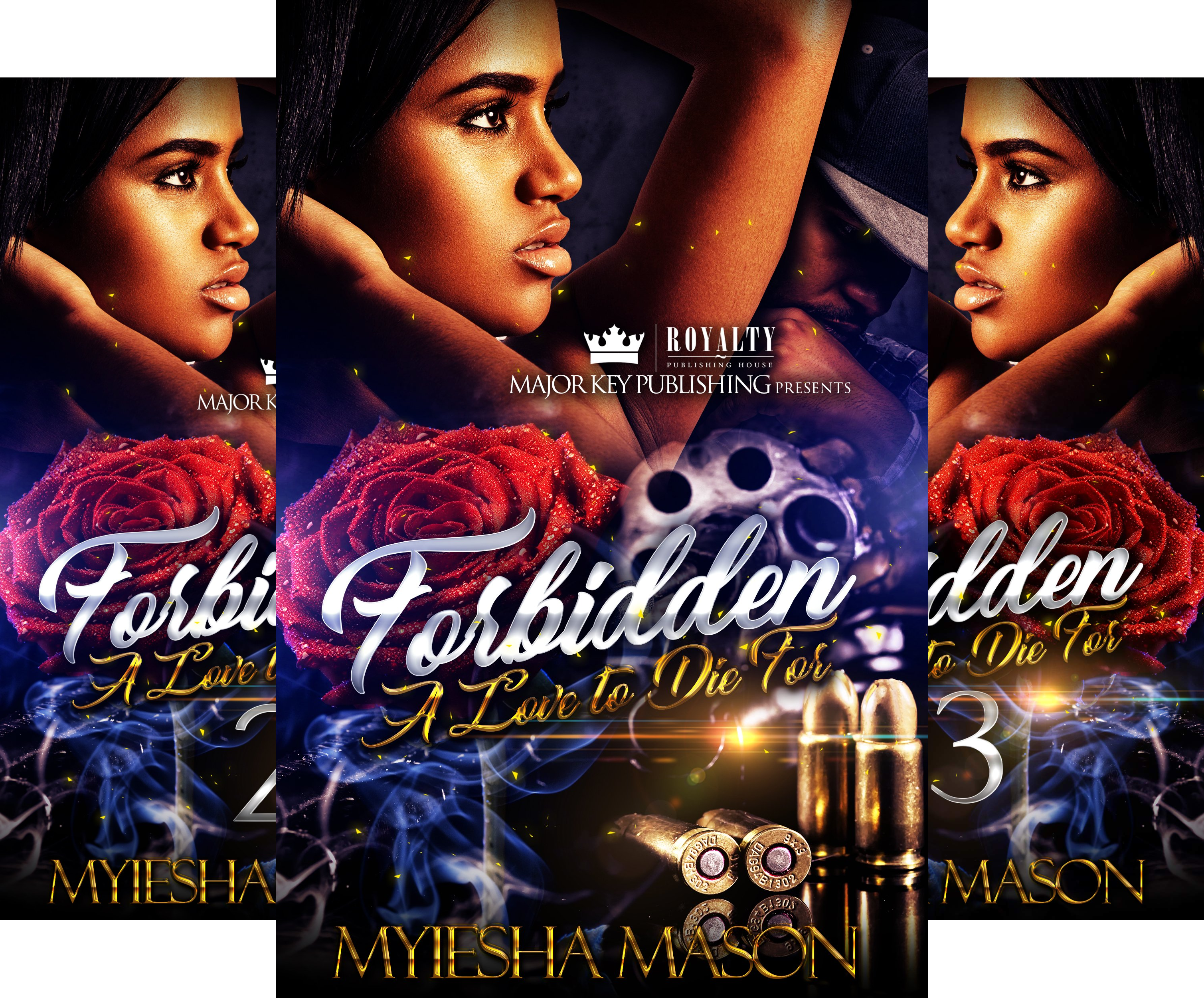 Books : Forbidden (3 Book Series)