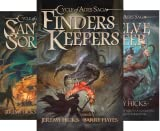 img - for Cycle of Ages Saga (3 Book Series) book / textbook / text book
