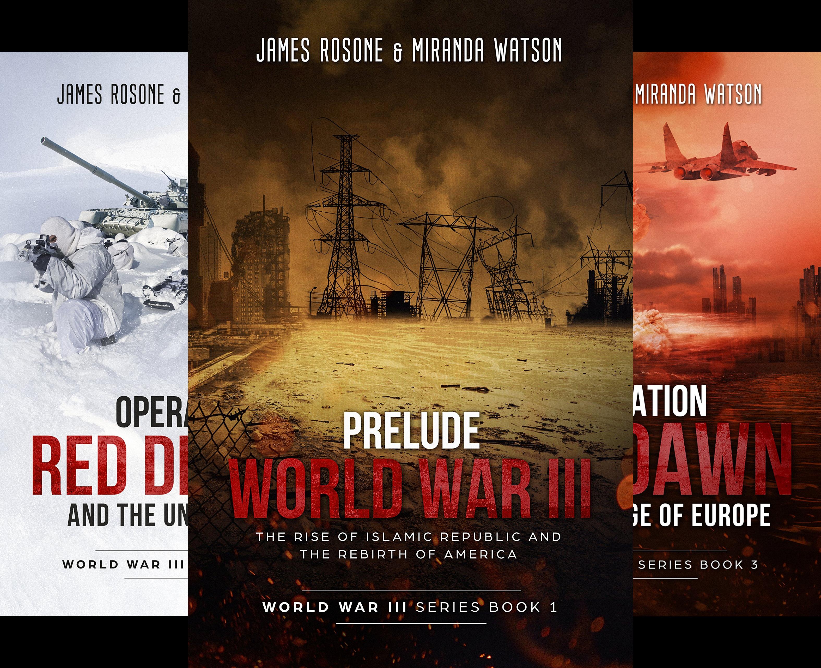 World War III Series (4 Book Series)