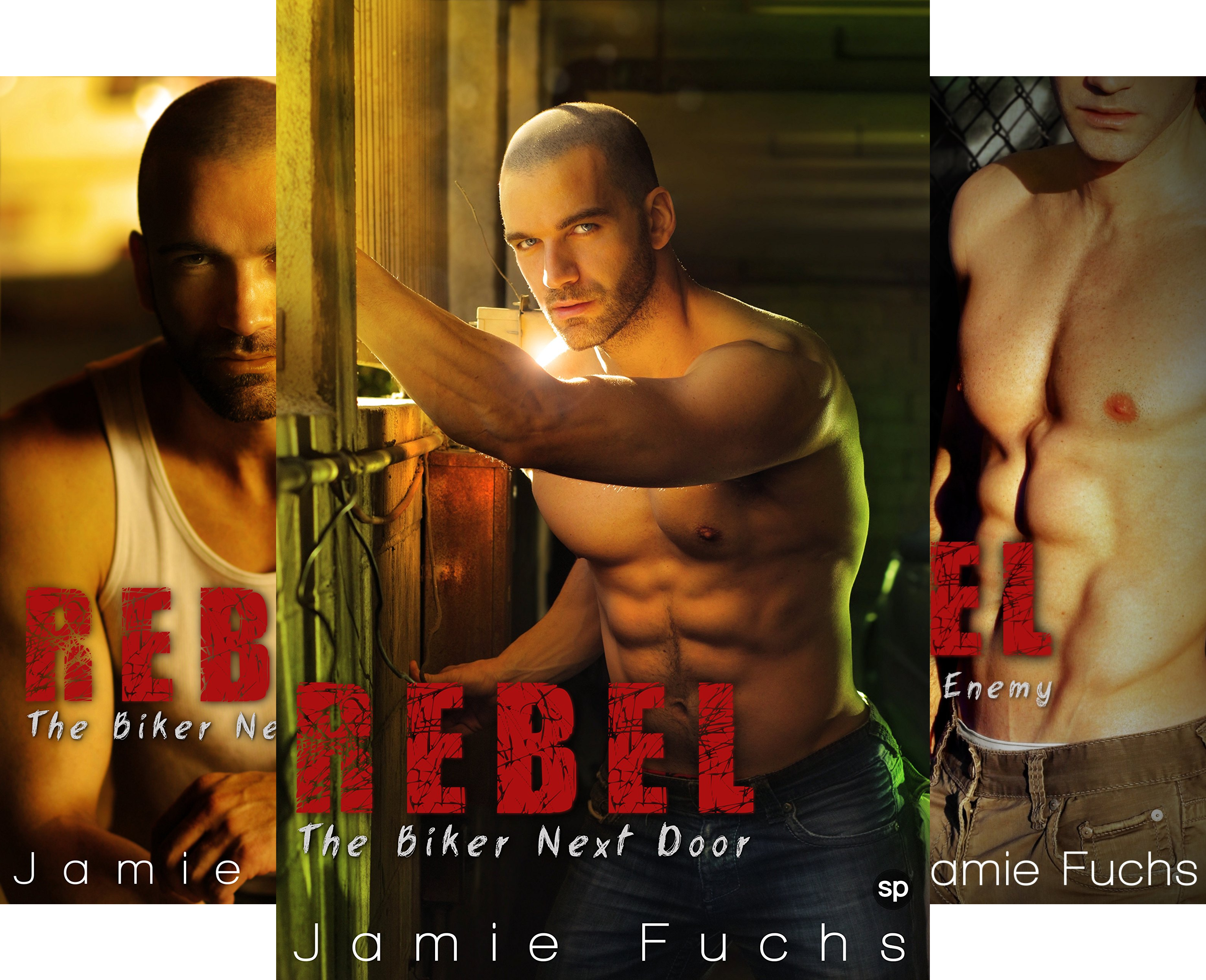 Rebel Series (6 Book Series)