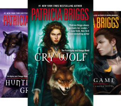 The Alpha & Omega Series (4 Books) by Patricia Briggs