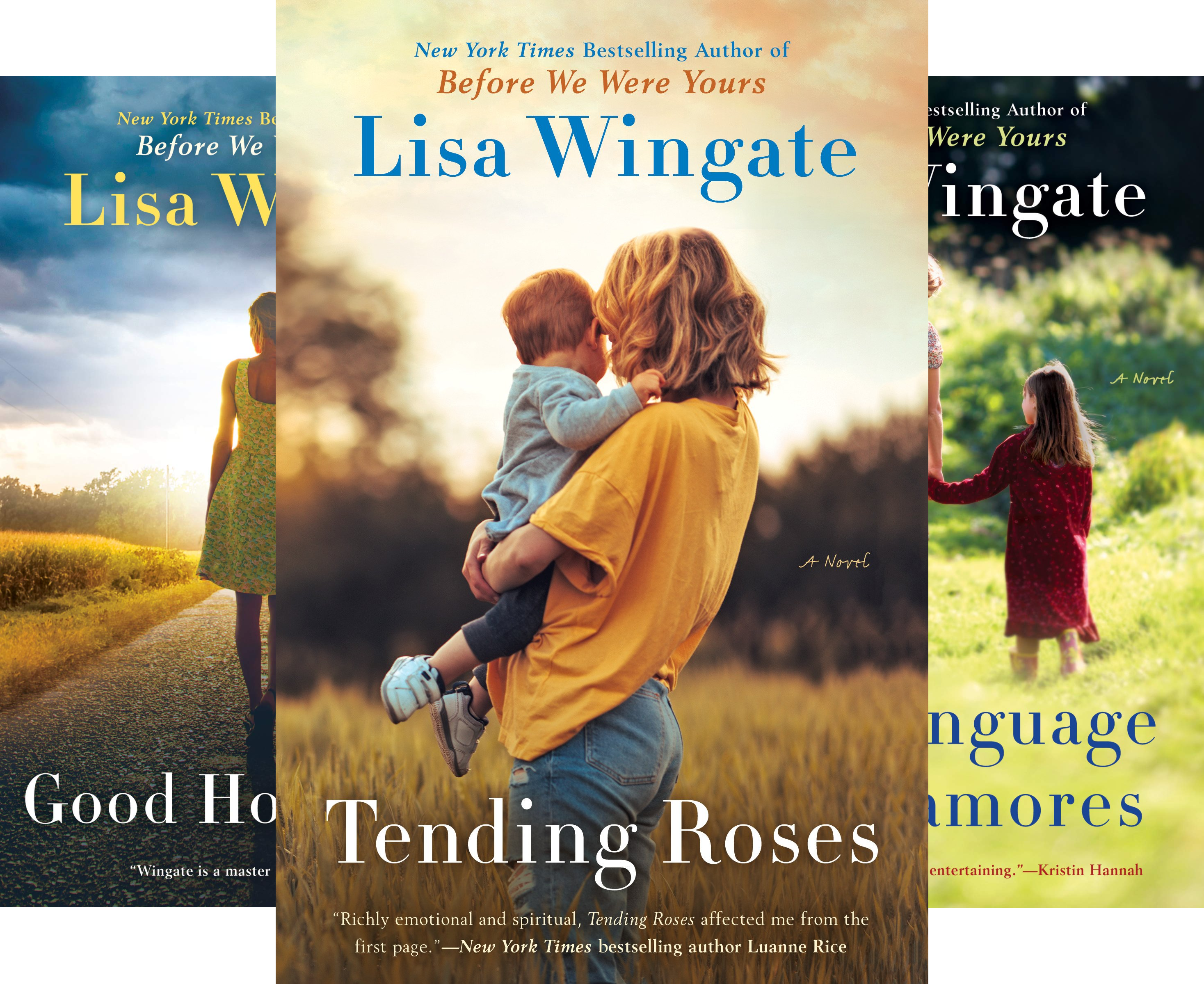 Tending Roses (5 Book Series)