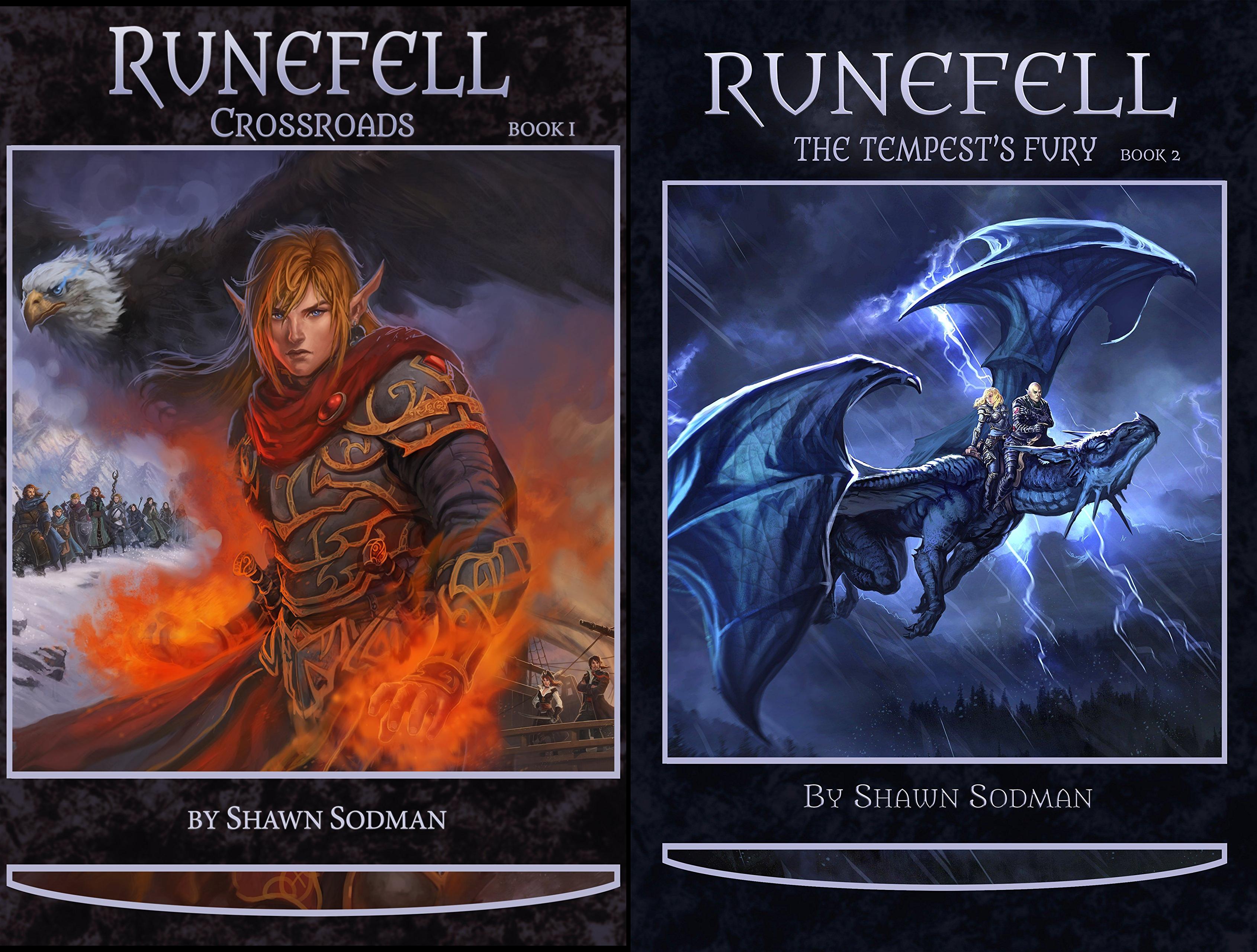 Runefell (2 Book Series)