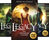 img - for Legacy (Reihe in 4 B nden) book / textbook / text book