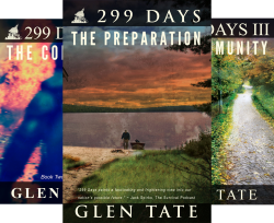 299 Days (10 Book Series) by  Glen Tate