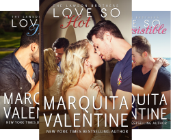 The Lawson Brothers (7 Book Series) by  Marquita Valentine