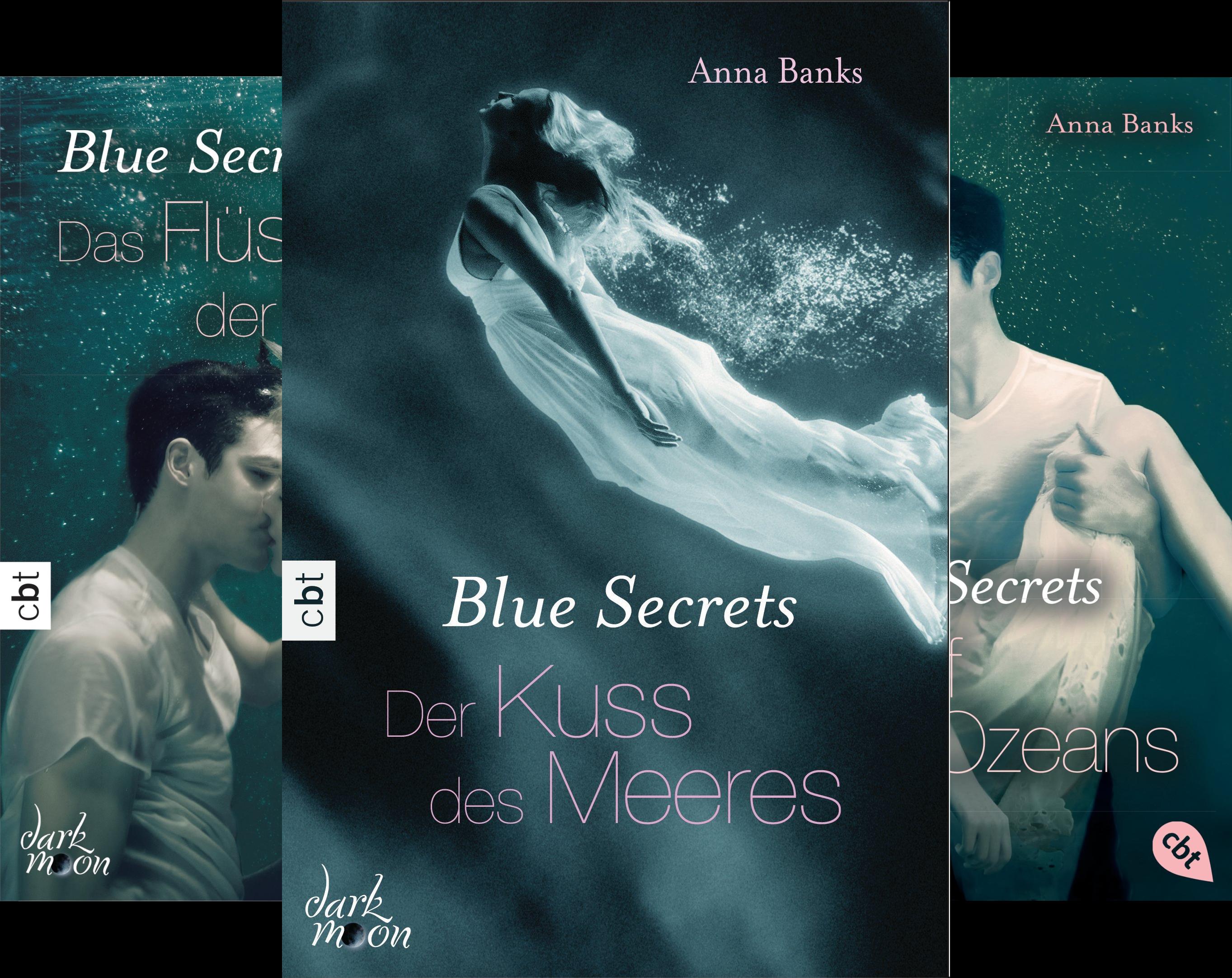 Download Blue Secrets (Reihe in 3 Bänden) Pdf