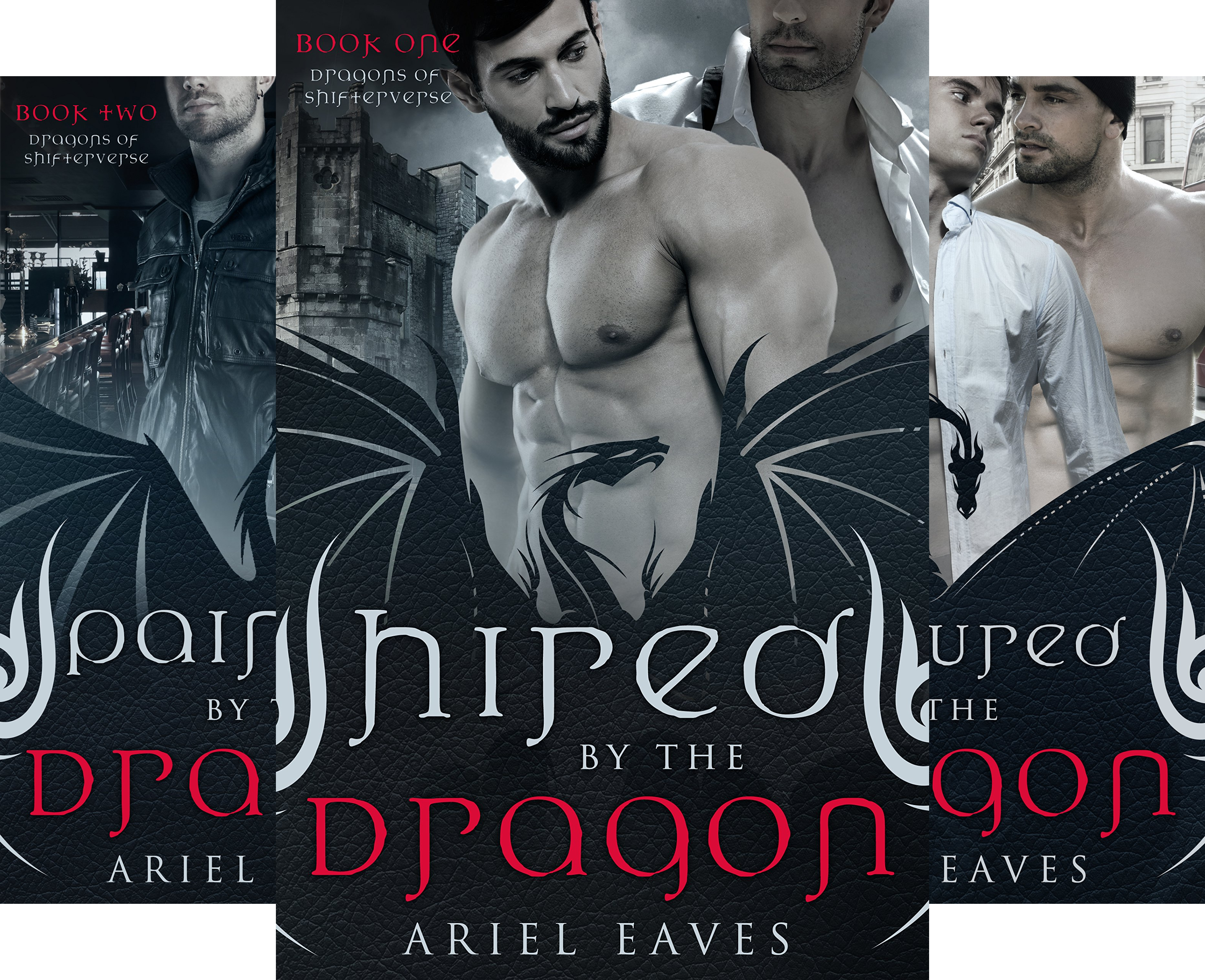 Dragons of Shifterverse (3 Book Series)