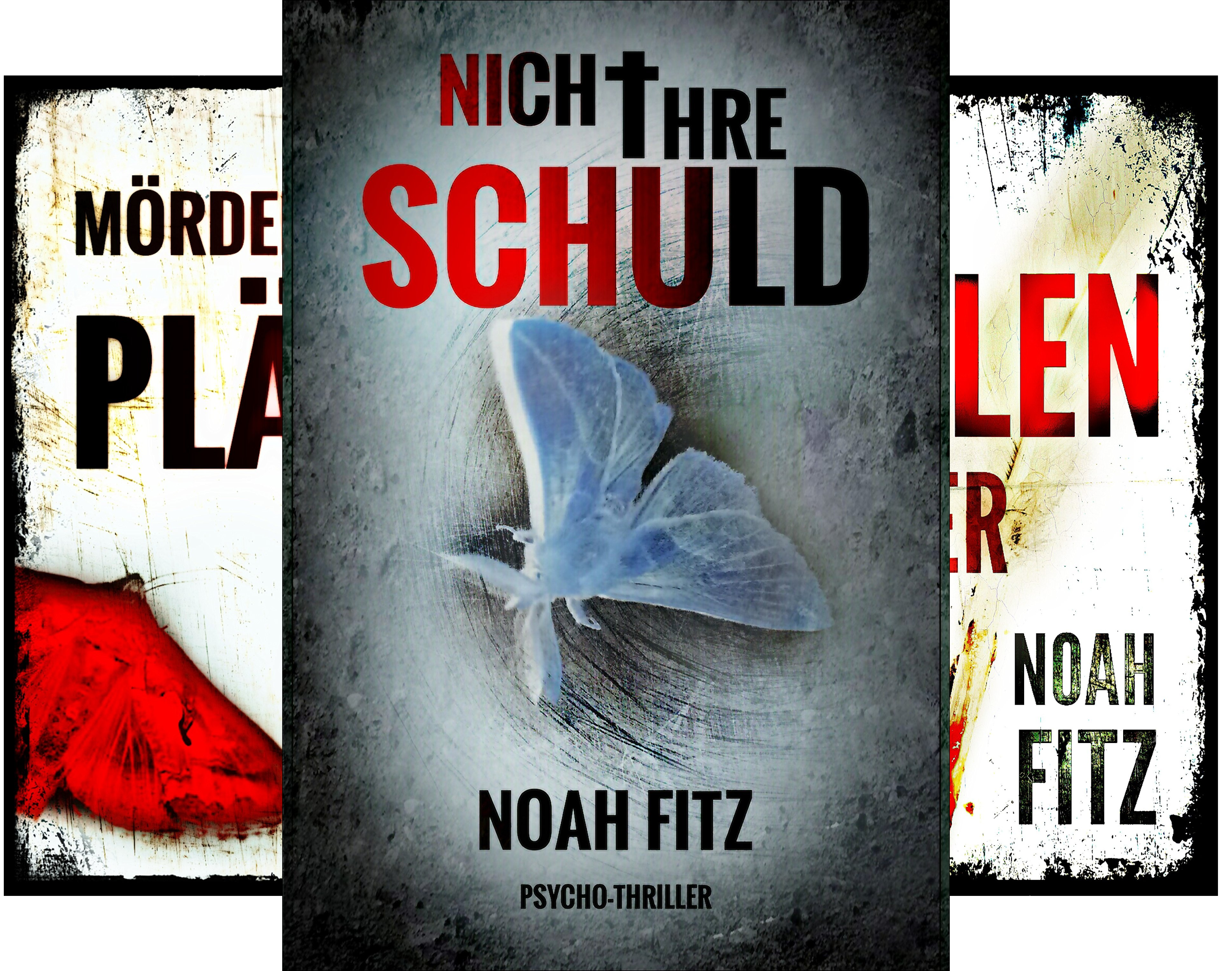 Johannes-Hornoff-Thriller (Reihe in 6 Bänden)