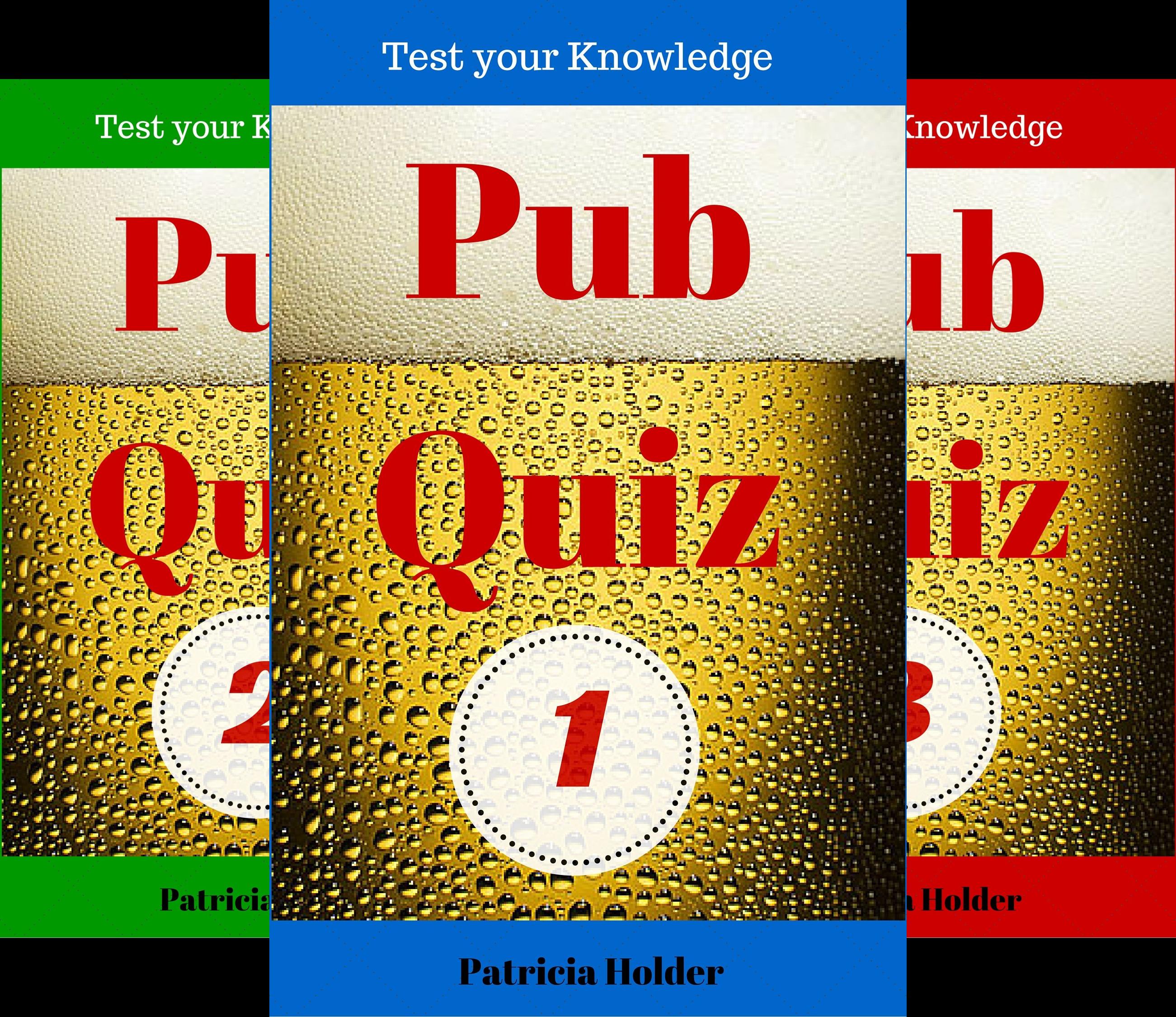 Pub Quiz (6 Book Series)