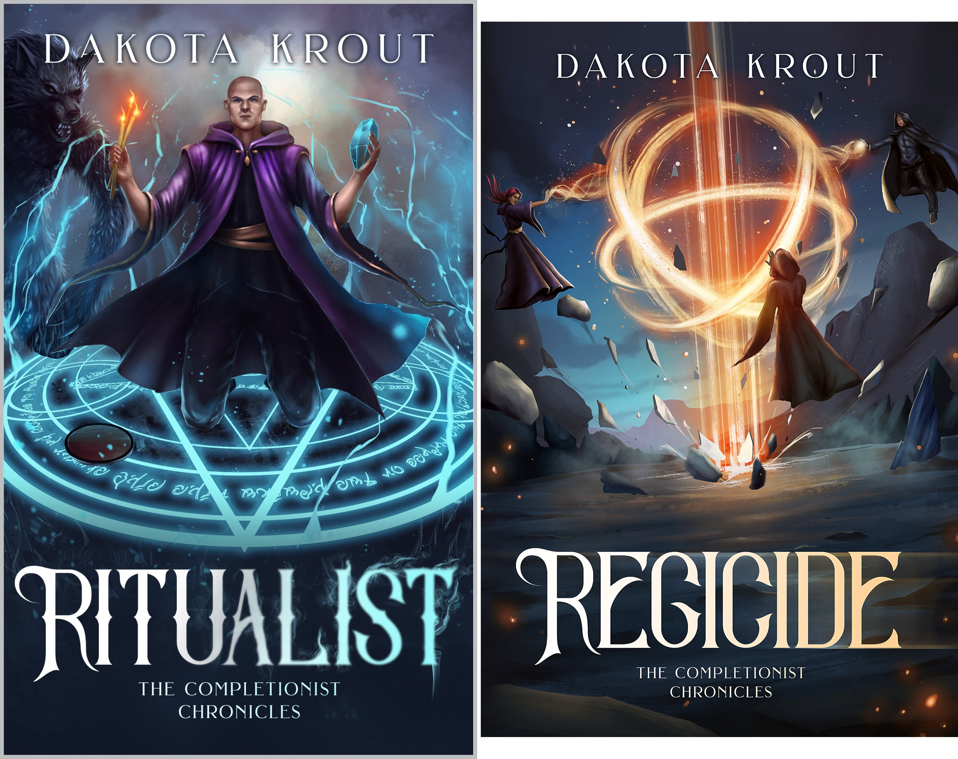 The Completionist Chronicles (2 Book Series)