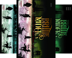 The Brittle Riders (3 Book Series) by  Bill McCormick