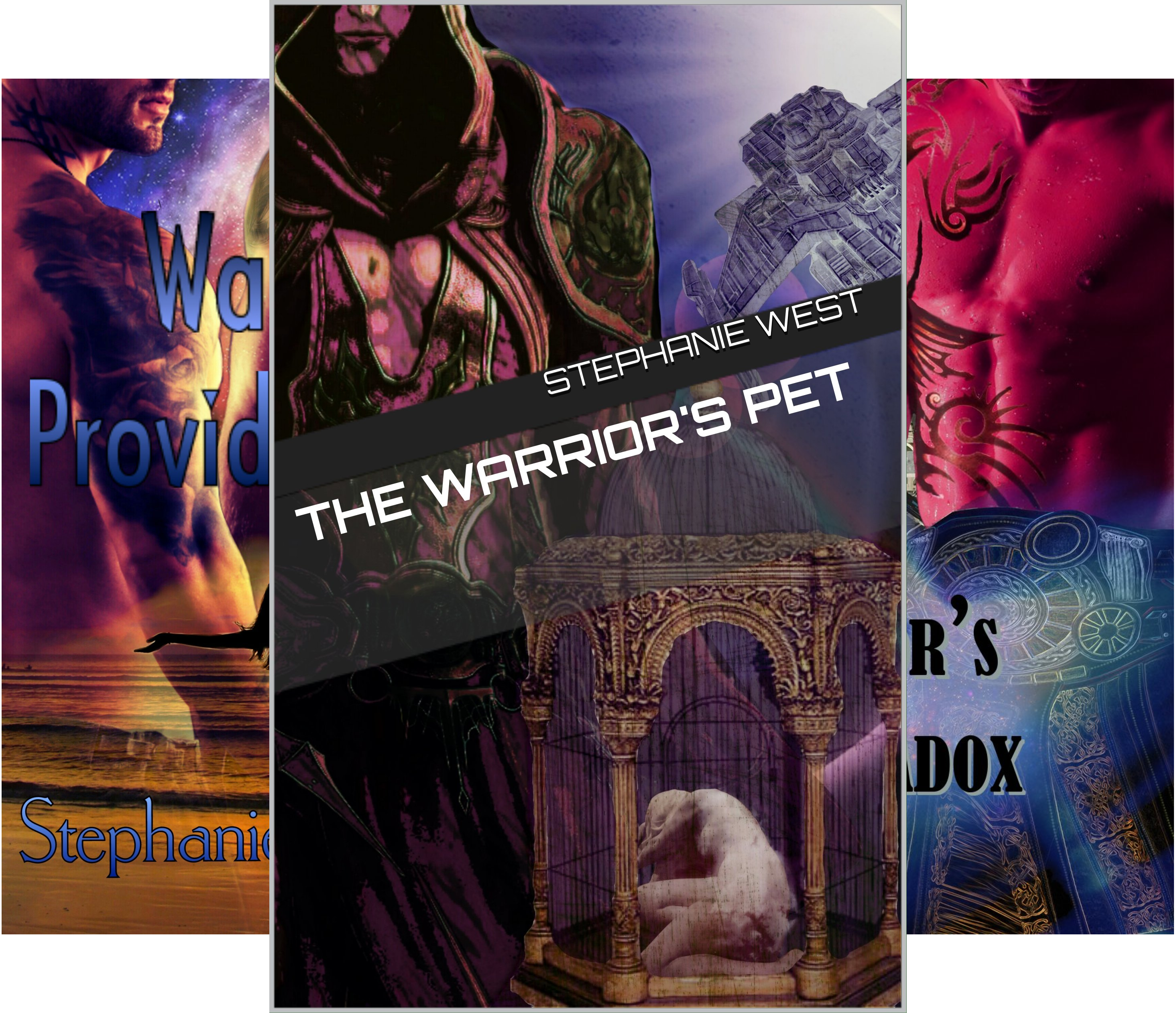 Cadi Warriors (3 Book Series)