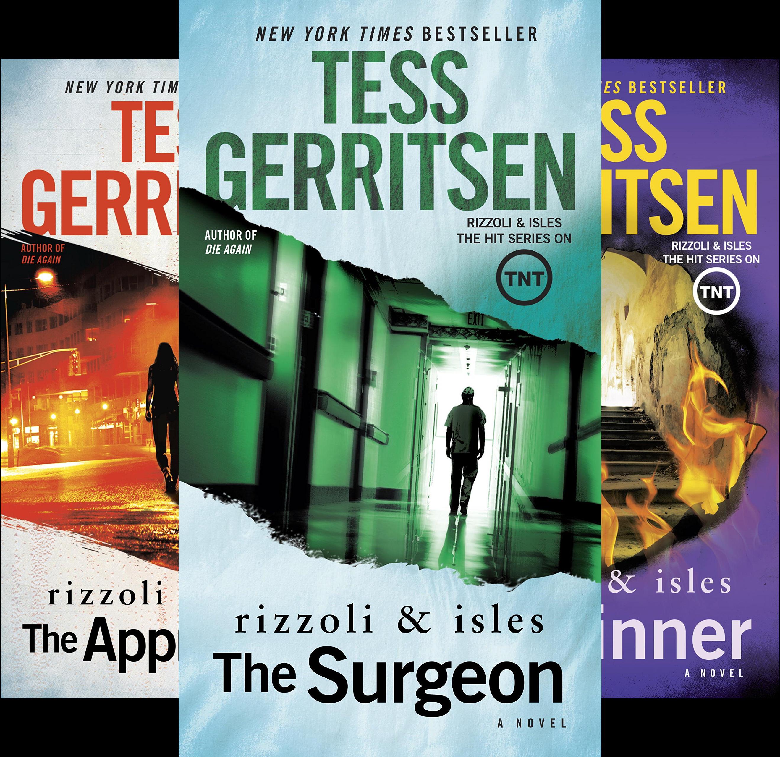 Rizzoli & Isles (12 Book Series)