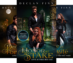 Love at First Bite (4 Book Series) by  Declan Finn