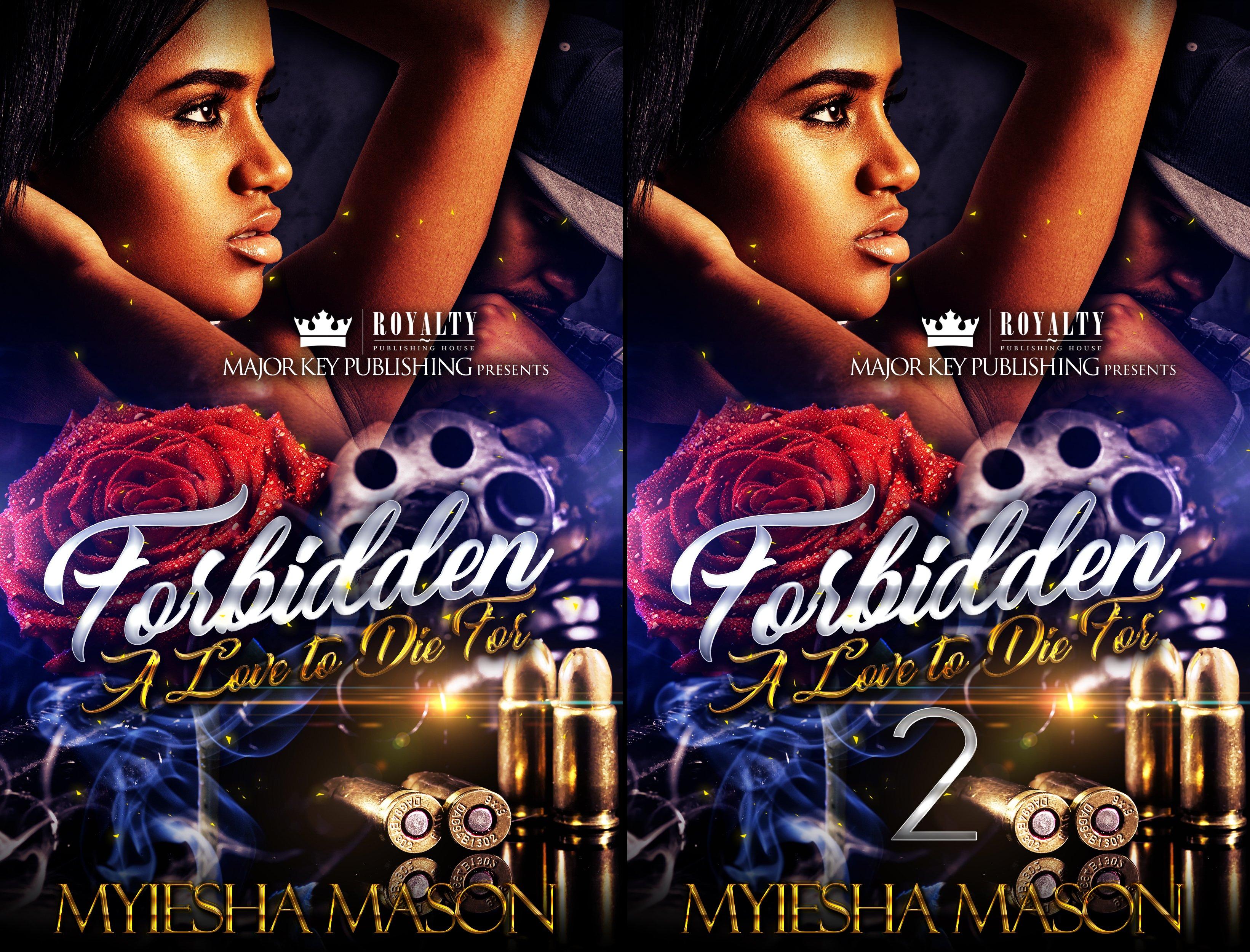Books : Forbidden (2 Book Series)