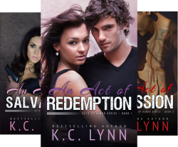 Acts of Honor Series (4 Book Series) by  K.C. LYNN K.C.  Lynn