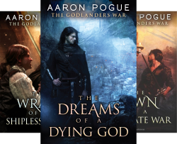 The Godlanders War Series, Books 1-3 by Aaron Pogue