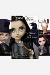 Oona Crate Mystery (3 Book Series)