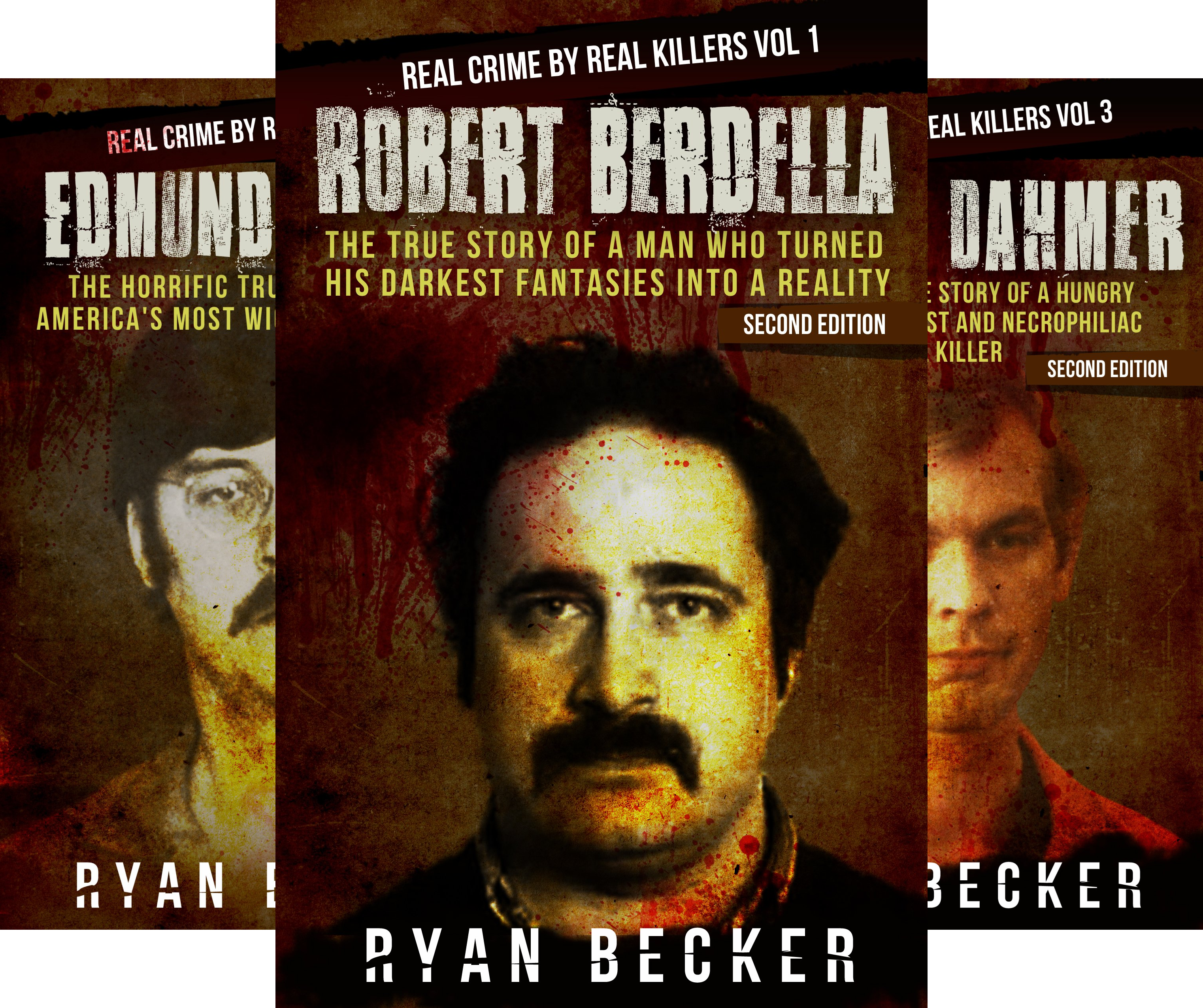 Real Crime by Real Killers (7 Book Series)