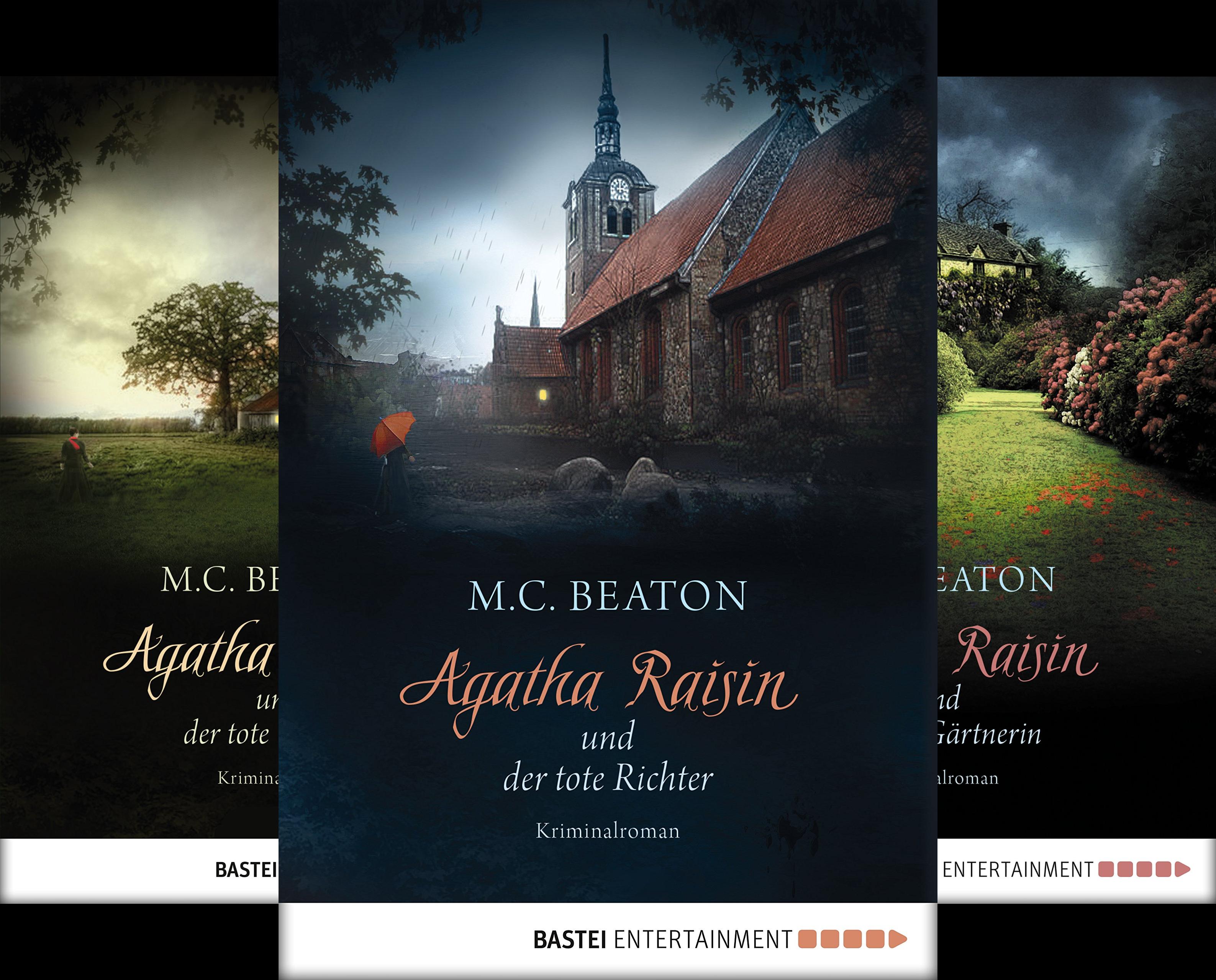 Agatha Raisin Mysteries (Reihe in 10 Bänden)