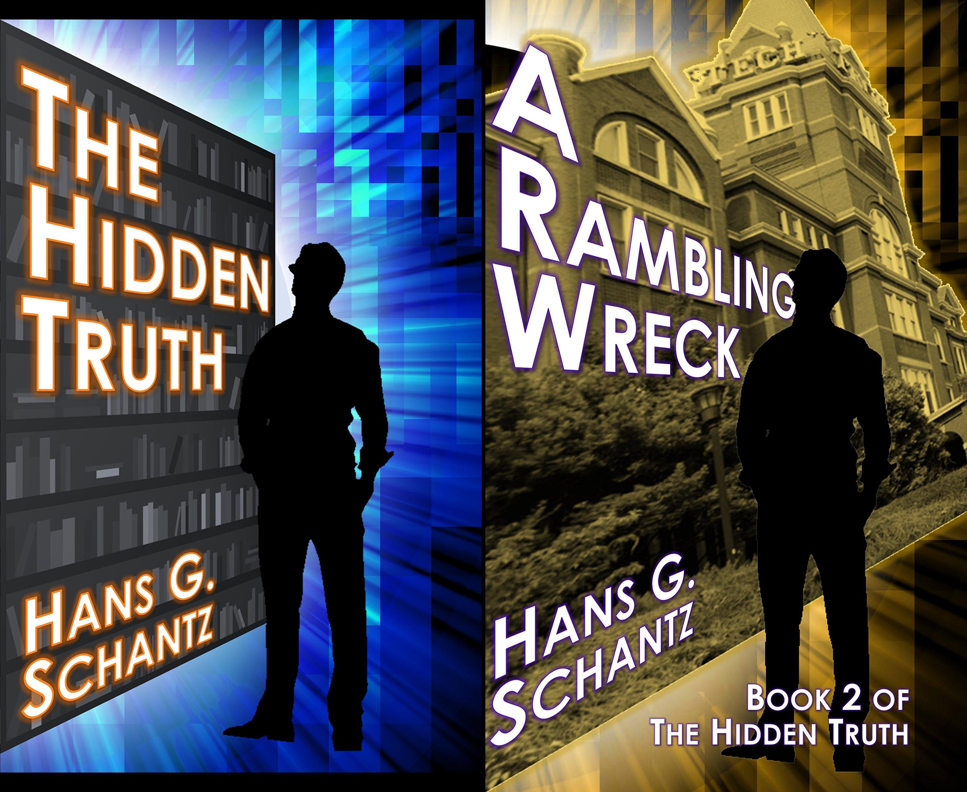 The Hidden Truth (2 Book Series)