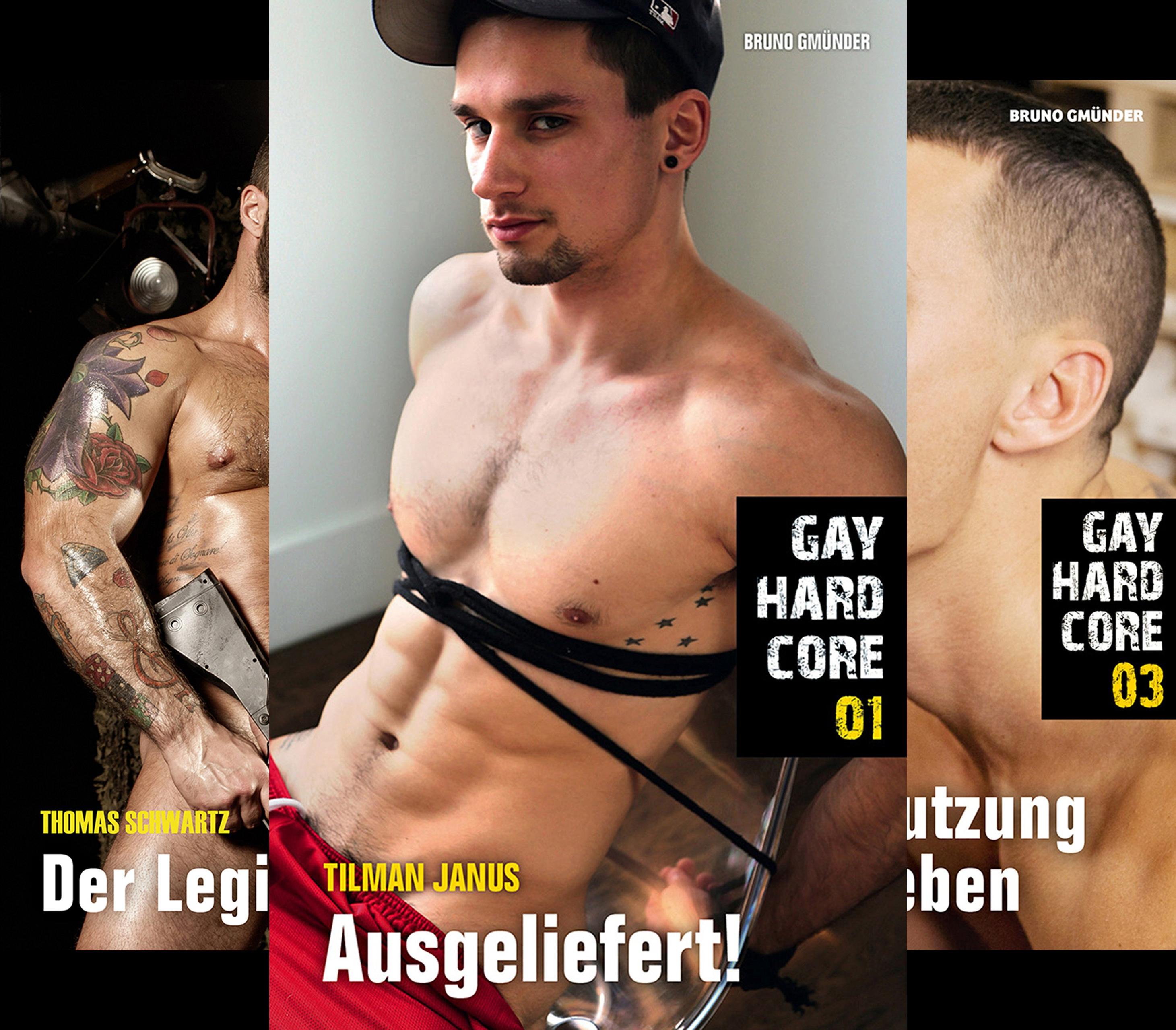 Gay Hardcore (Reihe in 12 Bnden)