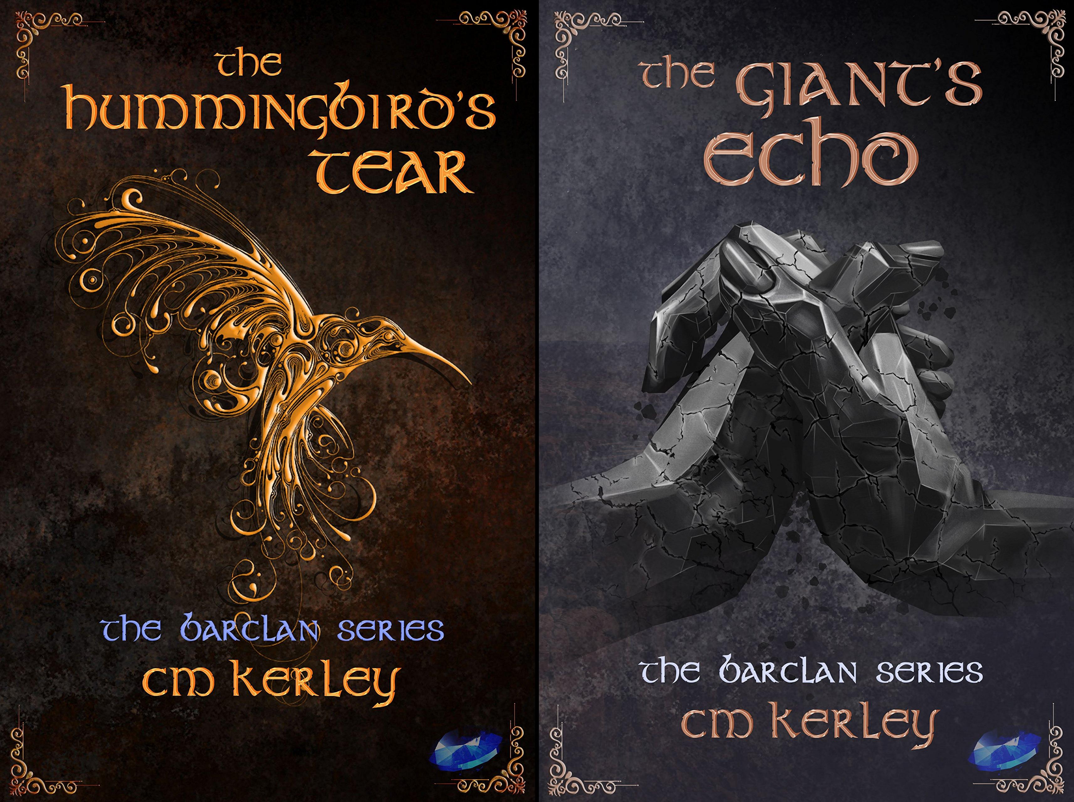 The Barclan Series (2 Book Series)