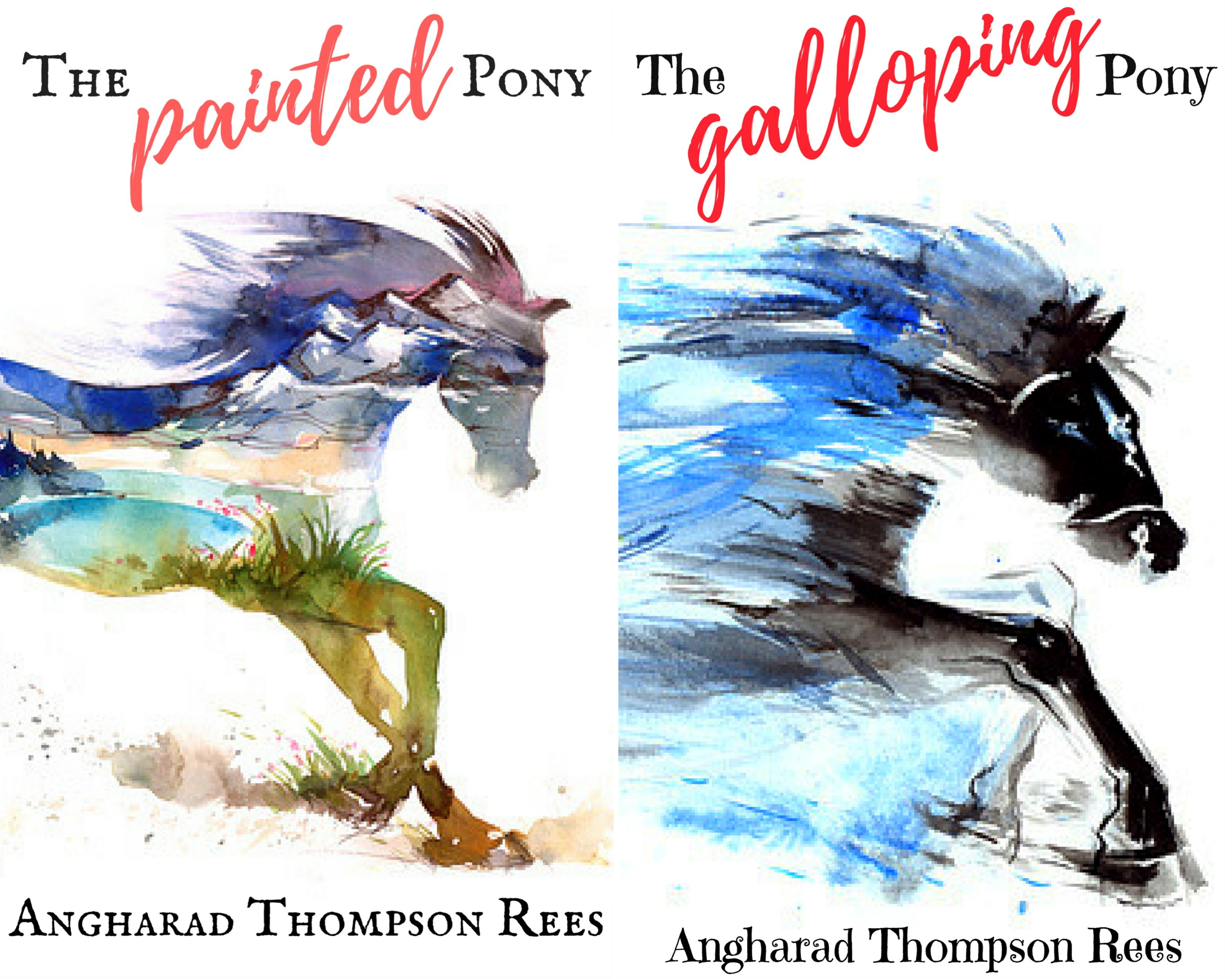 Magical Adventures & Pony Tales (2 Book Series)