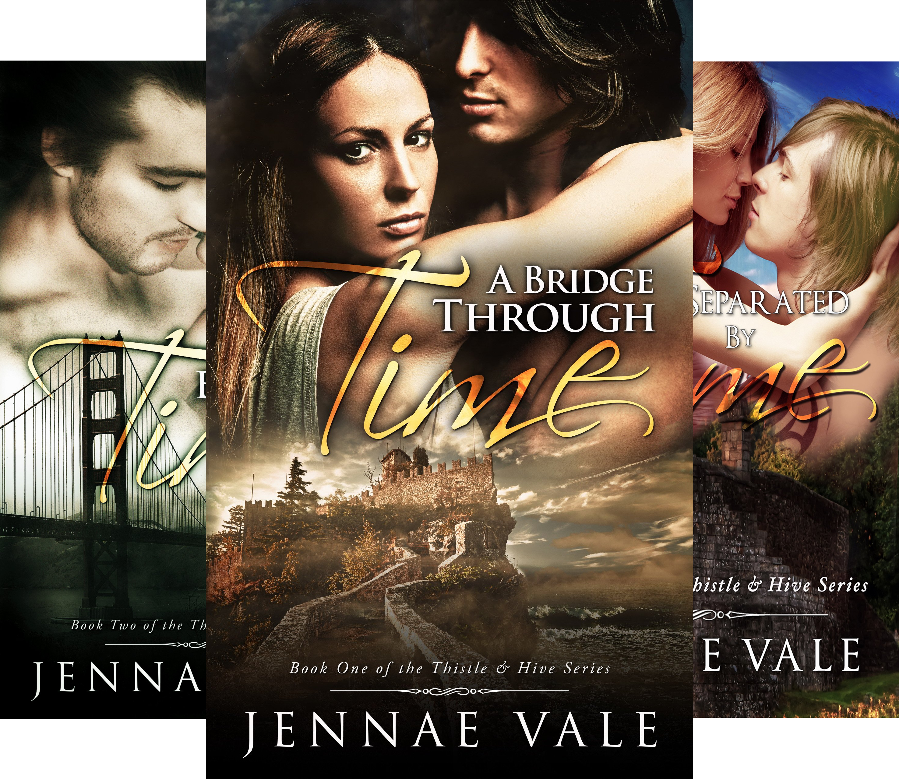 The Thistle & Hive Series (7 Book Series)