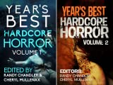 img - for Year's Best Hardcore Horror (2 Book Series) book / textbook / text book