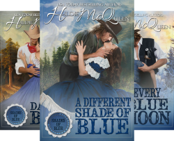 Shades of Blue (5 Book Series) by  Hildie McQueen