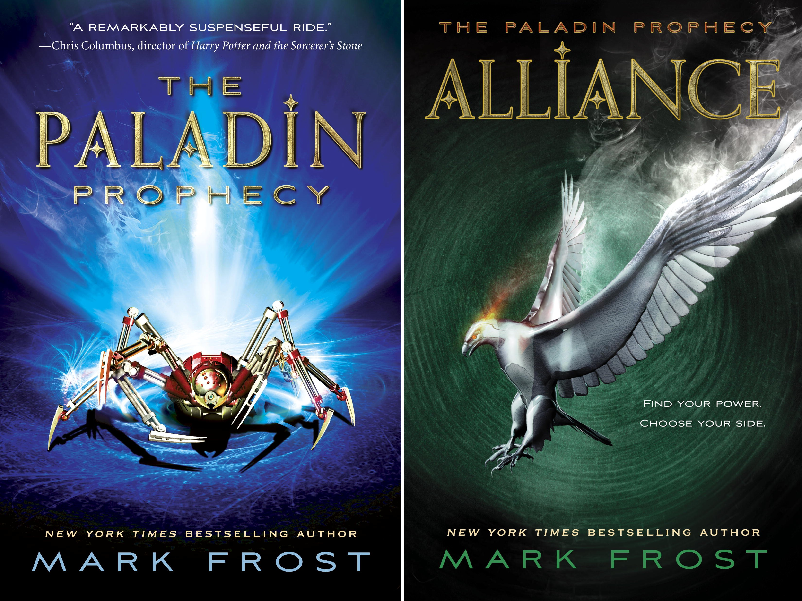 The Paladin Prophecy (2 Book Series)