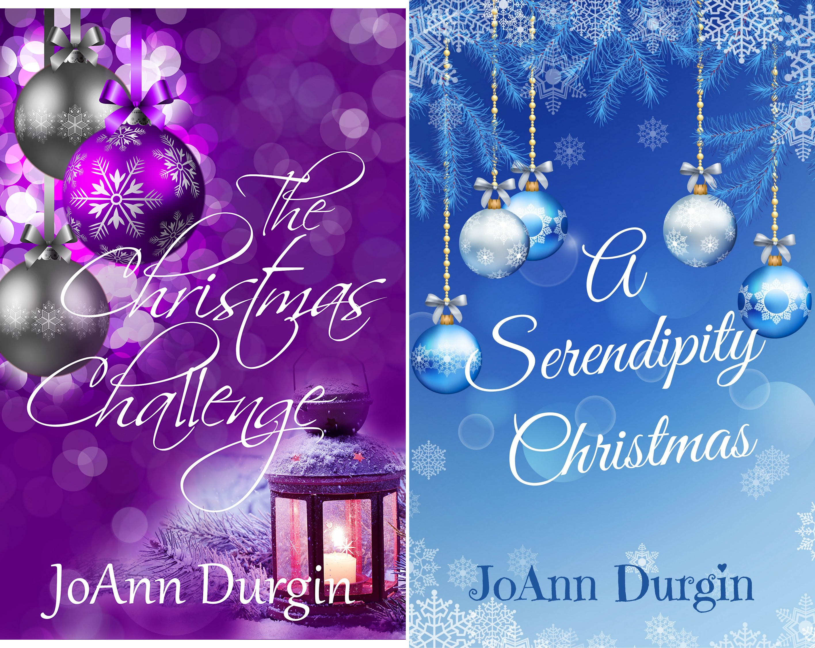 Serendipity Christmas Series (2 Book Series)