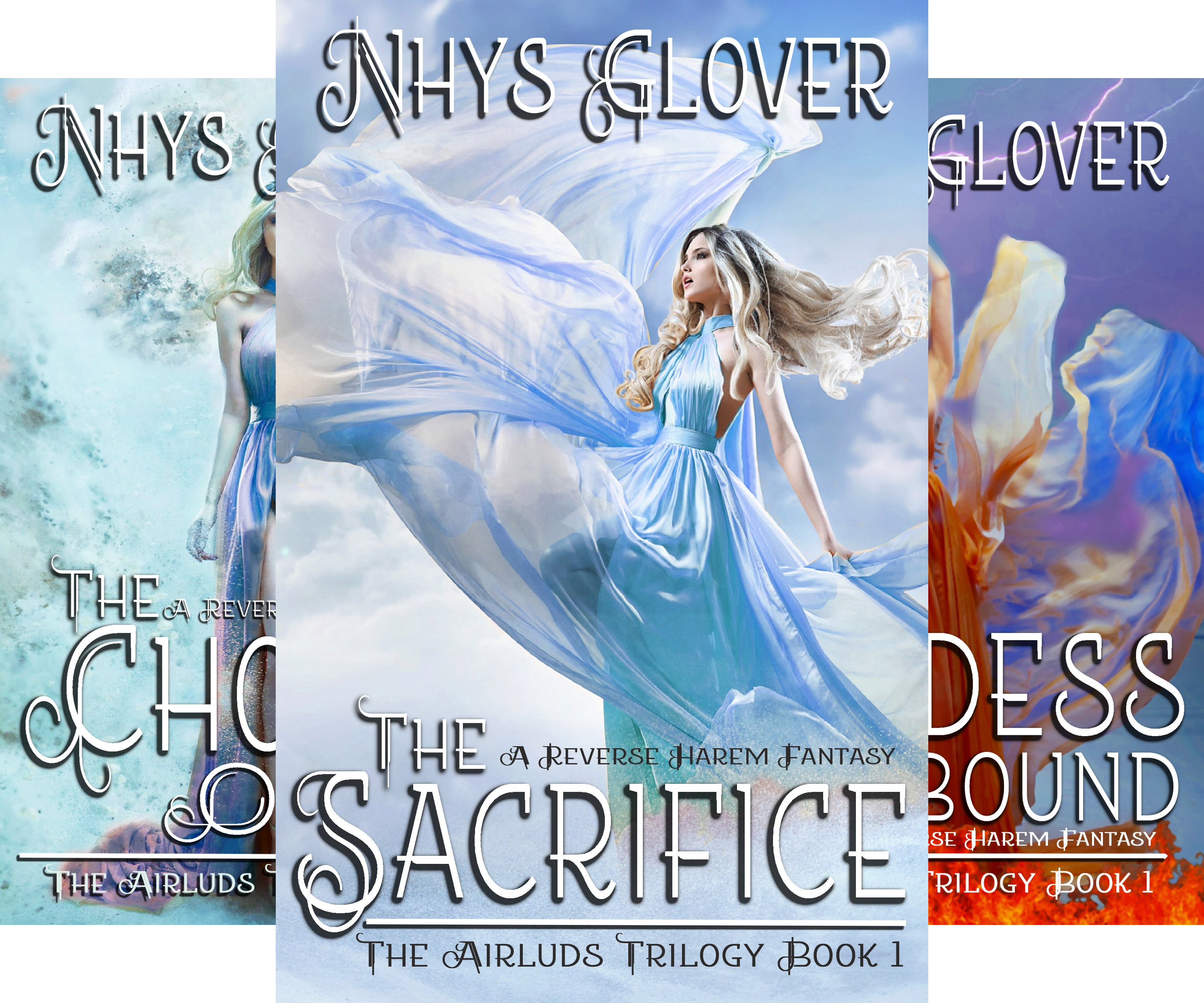 The Airluds Trilogy (3 Book Series)