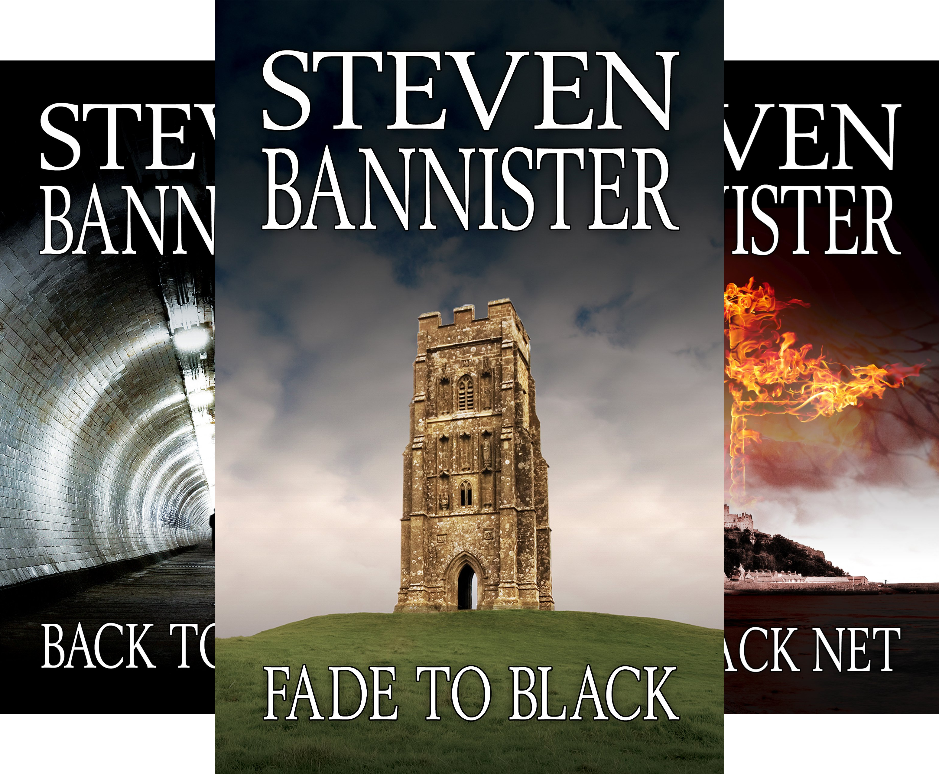 The Black Mystery Series (6 Book Series)